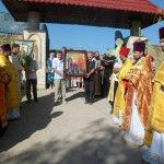 """SAM 0235 150x150 La mănăstirea Ţâpova a fost adusă o icoană cu chipurile """"Sf. Ioachim şi Ana"""""""