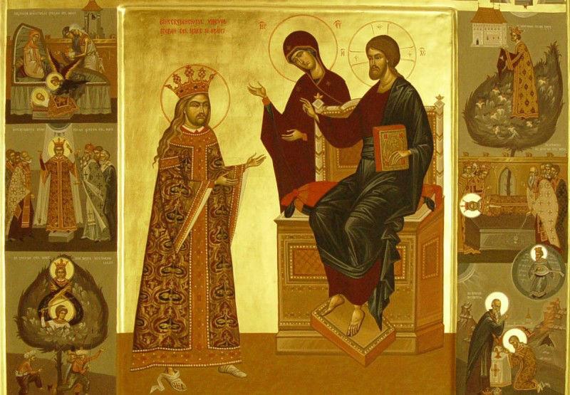 Stefan cel Mare 800x555 Pomenirea Binecredinciosului Voievod Ştefan cel Mare şi Sfânt
