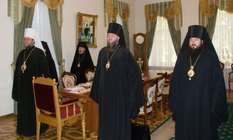 115 800x481 şedinţa Sinodului Bisericii Ortodoxe din Moldova 28 septembrie 2012