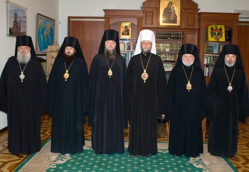 36 800x555 şedinţa Sinodului Bisericii Ortodoxe din Moldova 28 septembrie 2012