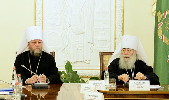 Înalt Prea Sfințitul Mitropolit Vladimir a participat la lucrările Adunării Intersobornicești