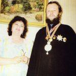 Mitropolitul si Maria Biesu