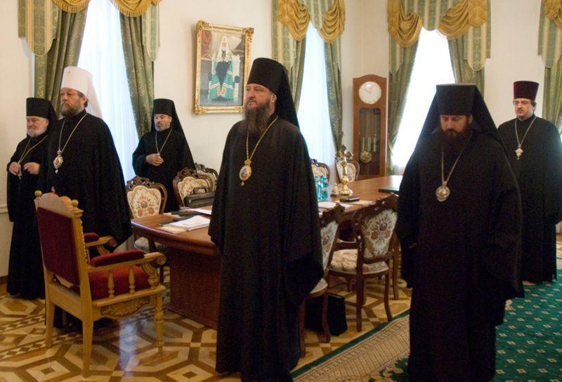 888376577 Deciziile Sinodului Bisericii Ortodoxe din Moldova