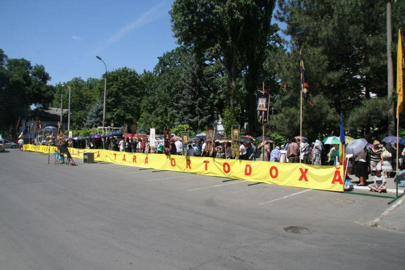 1458750937 Creștinii își cer drepturile cetățenești în fața Parlamentului
