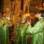 """1742272707 PS Episcop Anatolie a liturghisit la Catedrala """"Naşterea Domnului"""" din Chişinău"""