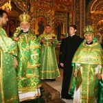 """2609475539 PS Episcop Anatolie a liturghisit la Catedrala """"Naşterea Domnului"""" din Chişinău"""