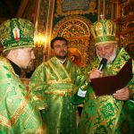"""1054622114 PS Episcop Anatolie a liturghisit la Catedrala """"Naşterea Domnului"""" din Chişinău"""
